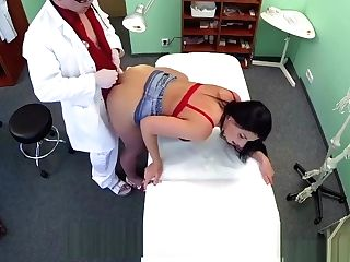 Huge-titted Sexy Matures Mummy Helps The Medic Relieve Some Lovemaking