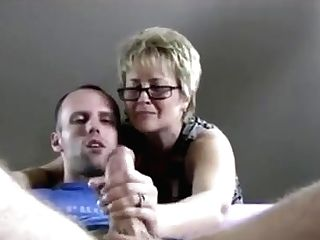 Point Of View Fellow Caught Up Masturbating His Big Man Meat
