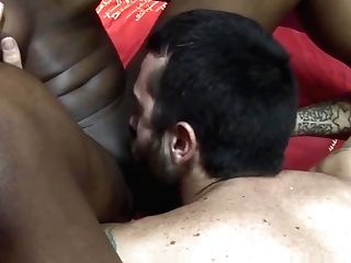 Doggystyled Dutch Hooker Gets Booty Spunked