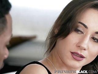 Private Black - Hot Aruna Aghora's Fucked By Big Black Fuck-stick!