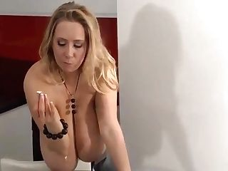 Incredible Blonde Matures Female
