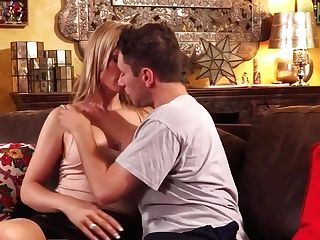 Spoiled Blonde Woman With Big Hooters, Rachael Cavalli Cheated On Her Hubby With Her Fresh Friend