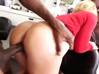 Chesty Honey Krissy Lynn Railing Large Massive Dick