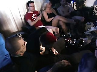 Lots Of Dirty Whores Get Interviewed And Only Magma Swingt Is Ready To Be Fucked