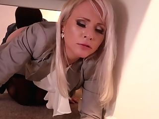 Michael Fly Banged Filthy Mummy Kathy Anderson