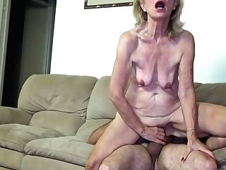 Old Matures Granny With Saggy Tits - Homemade Euro Pornography With Jizz Flow