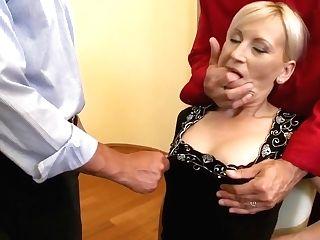 Exotic Pornographic Star Samantha Milky In Best Deep Throat, Blonde Fuck-a-thon Flick
