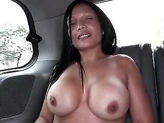 Latina Casandra Is Desperate For Intercourse After Handjob
