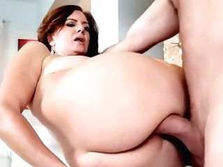 Big-titted Mummy Andi James Is Ready To Gasp On Some Thick Pecker