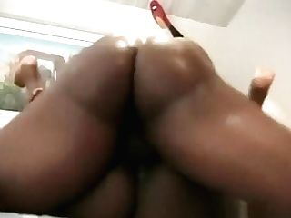 Noelene Delia Arches Over And Takes Cuba's Lengthy Black Dick From Behind