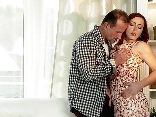 Finest Pornographic Stars Melanie Crush, Bibi Fox, George In Amazing Big Tits, Romantic Pornography Vid