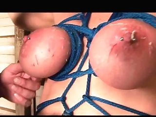 Encaged Big Tits Ultra-cutie Liquidated, Restrained, Taunted And Put Back In Cell