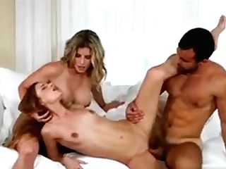Sydney Cole And Mummy Mom Cory Chase Share Bf Dick