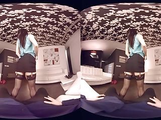 Leyluken  Pussykat In Dance Lesson - Virtualrealporn
