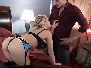Unsatisfied Wifey Madison Ivy Can't Get Enough. The Solution Is