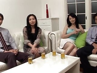 Mcsr-384 Recommendation Of Fuck-fest Life Spinning With The Hump Of A Matures Duo