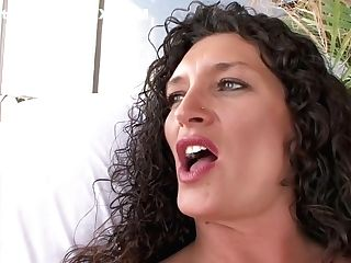 Fabulous Sex Industry Star Desire De Luca In Crazy Big Hard-ons, Cougar Porno Clip