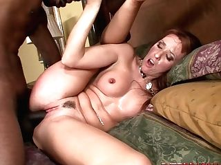 Phat Ass Milky Girl Mummy Deepthroats And Rails A Ample Black Pipe