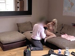 Incredible Adult Movie Star Jade Ashley Marie In Exotic Casting, Blonde Xxx Movie